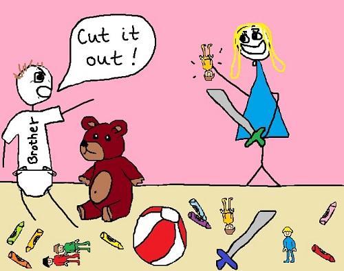 cut it out 2