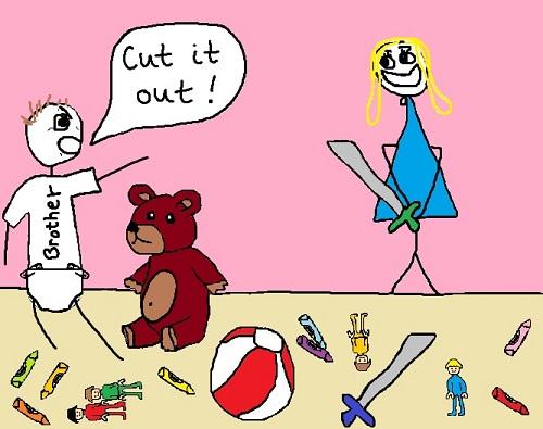 cut it out 3